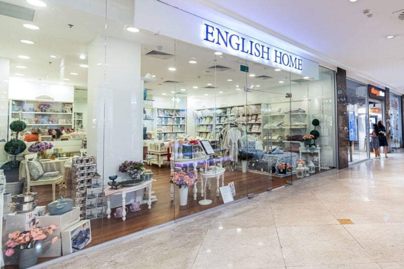 English Home in Palas Mall
