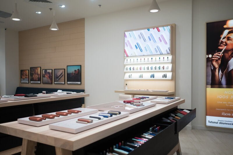 IQOS Store in Palas Mall